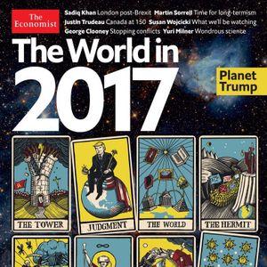 The Economist Magazine on 2017