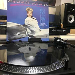 1988 DISCO DJ MIX  TOKYO JAPAN