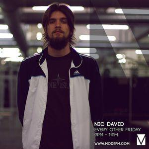 23/09/2016 - Nic David w/ Pat Wilson, Limitless & Jon James - Mode FM (Podcast)