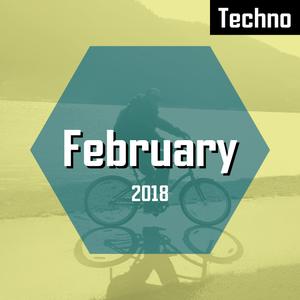 Simonic - February 2018 Techno Mix