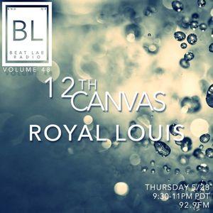 12th Canvas  Mix 1