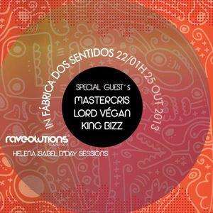 Lena B*Day Special Live Session@Fabrica dos Sentidos Djs King Bizz,Lord Vegan,Mastercris