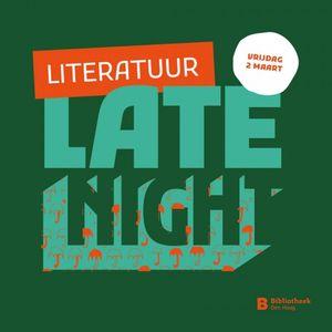 Kees van Kooten - Literatuur Late Night