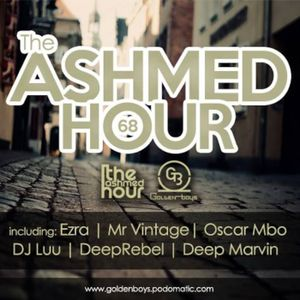 Ashmed Hour 68 // Guest Mix III By Deeprebel
