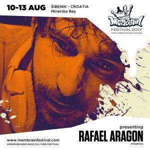 Rafael Aragon - AfroBass (Membrain Promo Mix 2017)