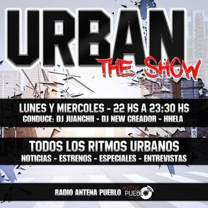 Urban The Show PG24 - 21-11-16