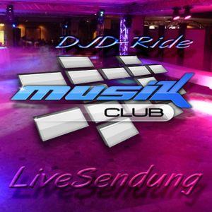 D-Ride feat. 2Be - Mein 2 jähriges Jubiläum auf RauteMusik.Club