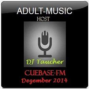 DJ Taucher - ADULT MUSIC RADIO SHOW -Dezember 2014