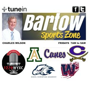 Bartow Sports Zone - Episode 40 - April 29, 2016