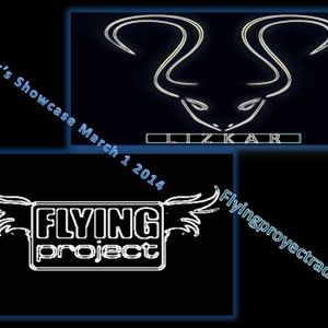 Lizkar's Showcase March 1 2014 @ FlyingProyectRadio.net