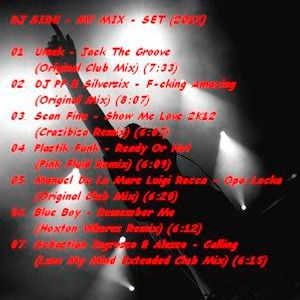 DJ SIDE - MY MIX SET 2012