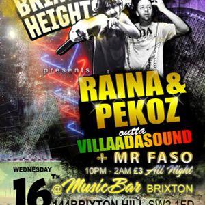 villa ada @musicbar brixton 16/11/011