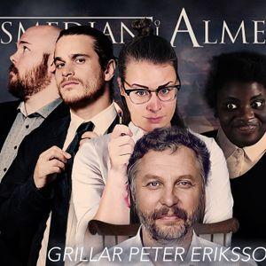 PETER ERIKSSON GRILLAS I ALMEDALEN!