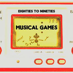 Eighties to Nineties - Musical Games
