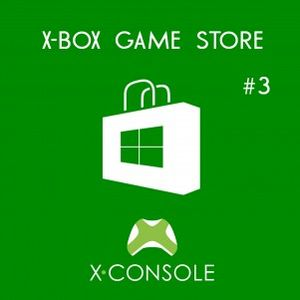 Xbox Podcast #3, Xbox Game Store