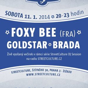 Get Fonky Radio Show pt.12 with Foxy Bee (FRA)