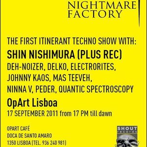 The Nightmare Factory Promo Set @ Dj FuNahZ 001.09-2011