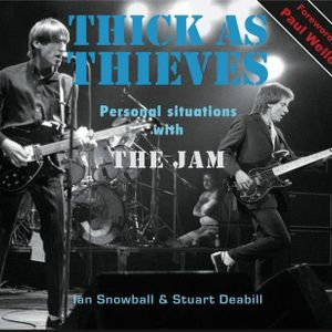 """Stuart Deabill and Bax interview for the book """"Personal situations with the Jam""""."""