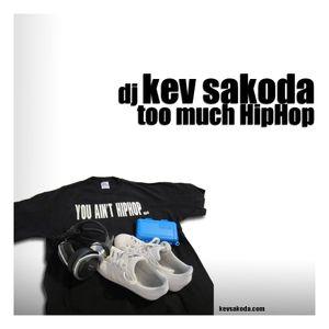 Kev Sakoda - Too Much HipHop Mixtape (Super Clean Version)