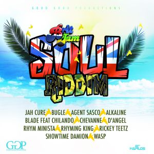 Britjam Riddim - November 2013 - Good Good Productions @Dj_Muzsiq_Kyd