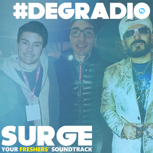 #Degradio Podcast Monday 27th February 8pm