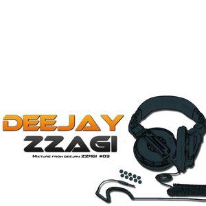 Mixture from Deejay ZZAGI #5 - Promo KD Břest 30.11.2012