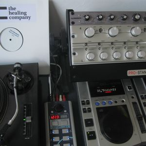 Radio Show 06/02/2014, with Micky Metzmaier (The Healing Company) mixtape