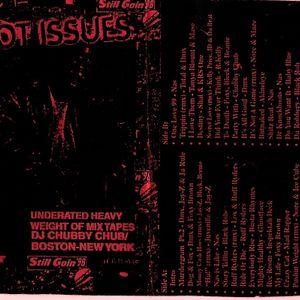 DJ Chubby Chub - Got Issues? Still Going 98 (Side B)