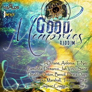 Good Memories Riddim Mix [Dj stress] - September 2012