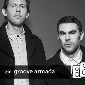 GROOVE ARMADA - SOUNDWALL PODCAST #216