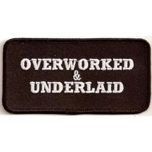 Over Worked Under Laid Mix