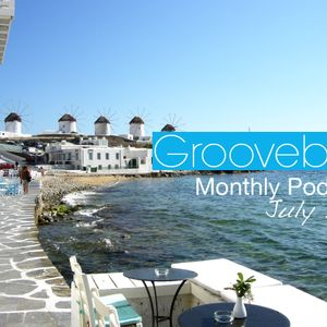 Groovebox - Monthly Podcast July 2012