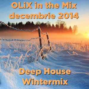 OLiX in the Mix decembrie 2014 - Deep House Wintermix