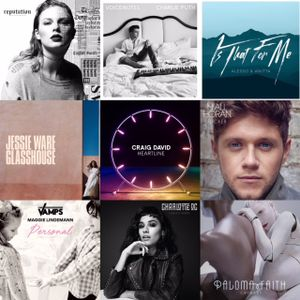 2017 : The Pop Song #32 New Music