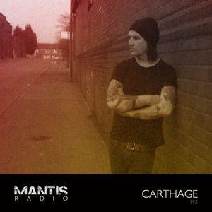 Mantis Radio 195 + CARTHAGE