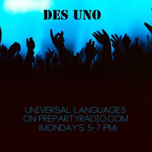 Universal Languages (#44)