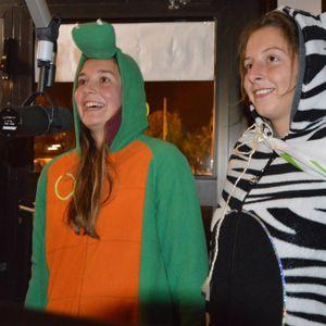 Radio (R)LG: Marjolijn en Lisa van Kazou Limburg dansen op Macklemore
