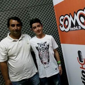 Entrevista a Agustín y Roberto Cortesse, motocross