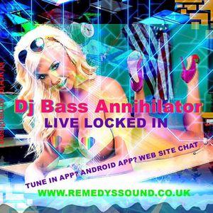 DJ Bass Annihilator Melbourne Bounce Podcast Mix 3hr for Remedyssound 22-12-16