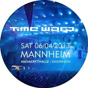 Time Warp Festival / Mathias Kaden @ Stage 6 / 6.Abril.2013 / Ibiza Sonica