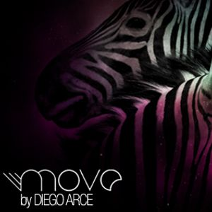 Move! 014 # 2nd hour by Diego Arce