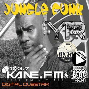 KFMP:Bones & Astral Mixer - Jungle Funk Episode 1 (Digital Dubstar Interview) (17-11-12)