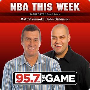 'NBA This Week' - Hour 2 - 3/26/16
