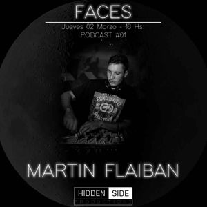 Faces Podcast #01 - Martin Flaiban