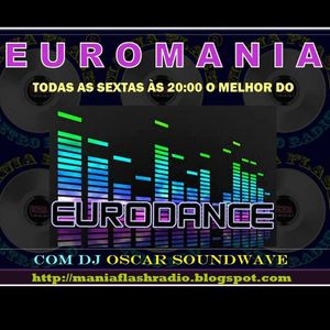 Mania Flash Radio - Euromania - Programa 17 (11-03-2016)