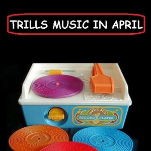 THRILLS MUSIC IN APRIL - (FIRST SET APRIL 2014)