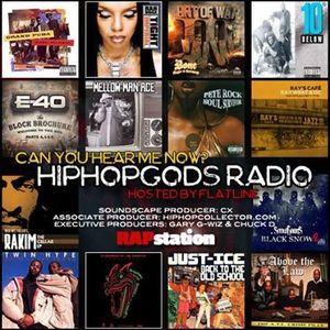 HipHopGods Radio - Episode 152