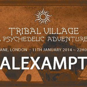 AlexAmpt - Tribal Village Dubmix - It's Summer Somewhere.
