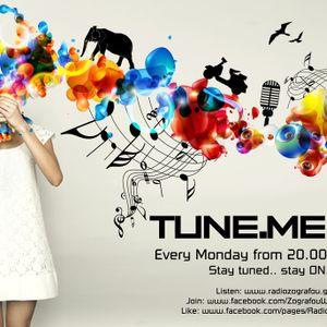 TuneMeON radioshow_12/11/2012@RadioZografou