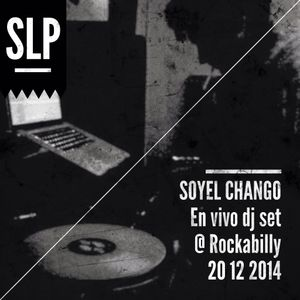 Soyel Chango en vivo @ Rockabilly SLP 20 dic 2014